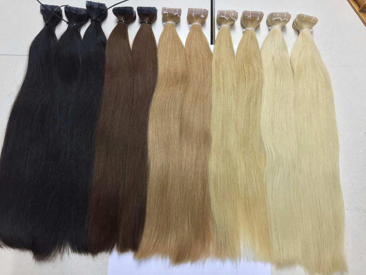 Tape in hair extensions art forum hair they do not interfere to the roots growth also they do not overload the scalp and they are reusable what better than that pmusecretfo Choice Image
